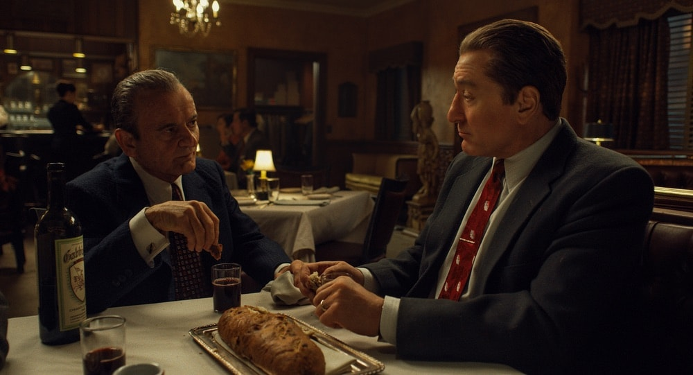 The Irishman, Joe Pesci, Robert De Niro, Netflix, 92nd Oscars, The Oscars