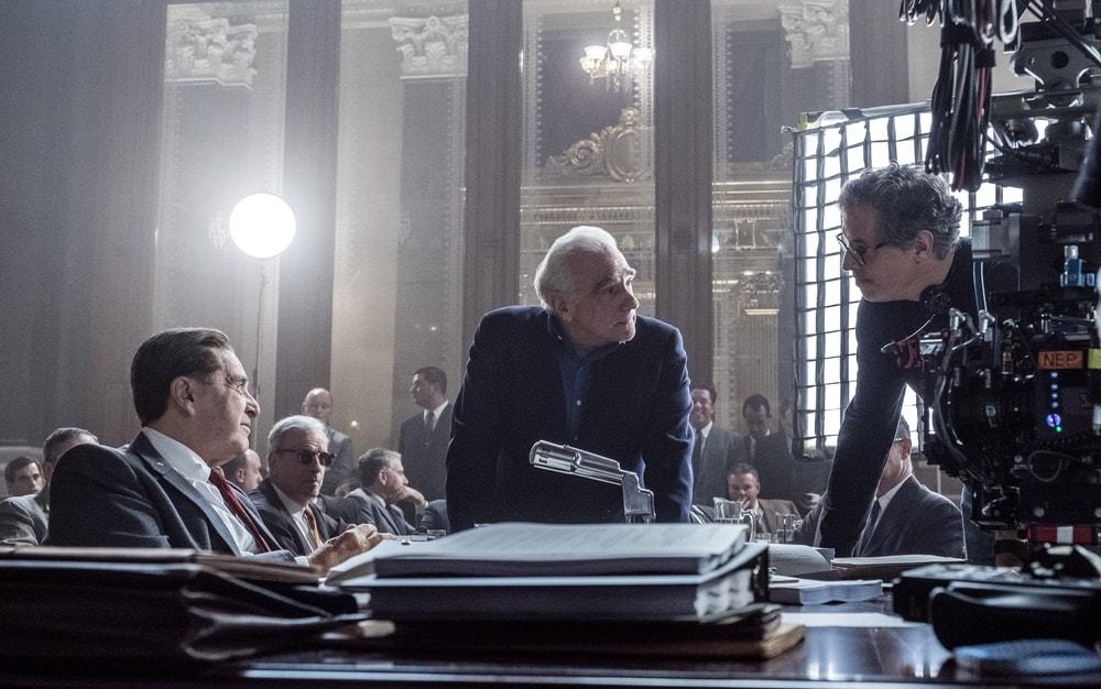 The Irishman, Rodrigo Prieto, Netflix, 92nd Oscars, The Oscars