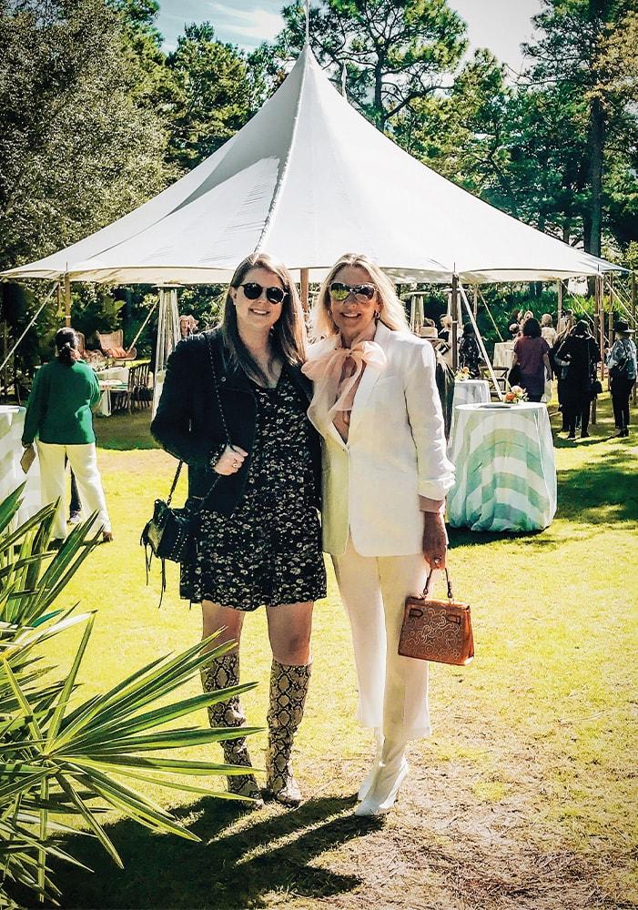 Lisa Burwell, Jordan Staggs, Garden & Gun, Garden & Gun Southern Women of Style, Alys Beach