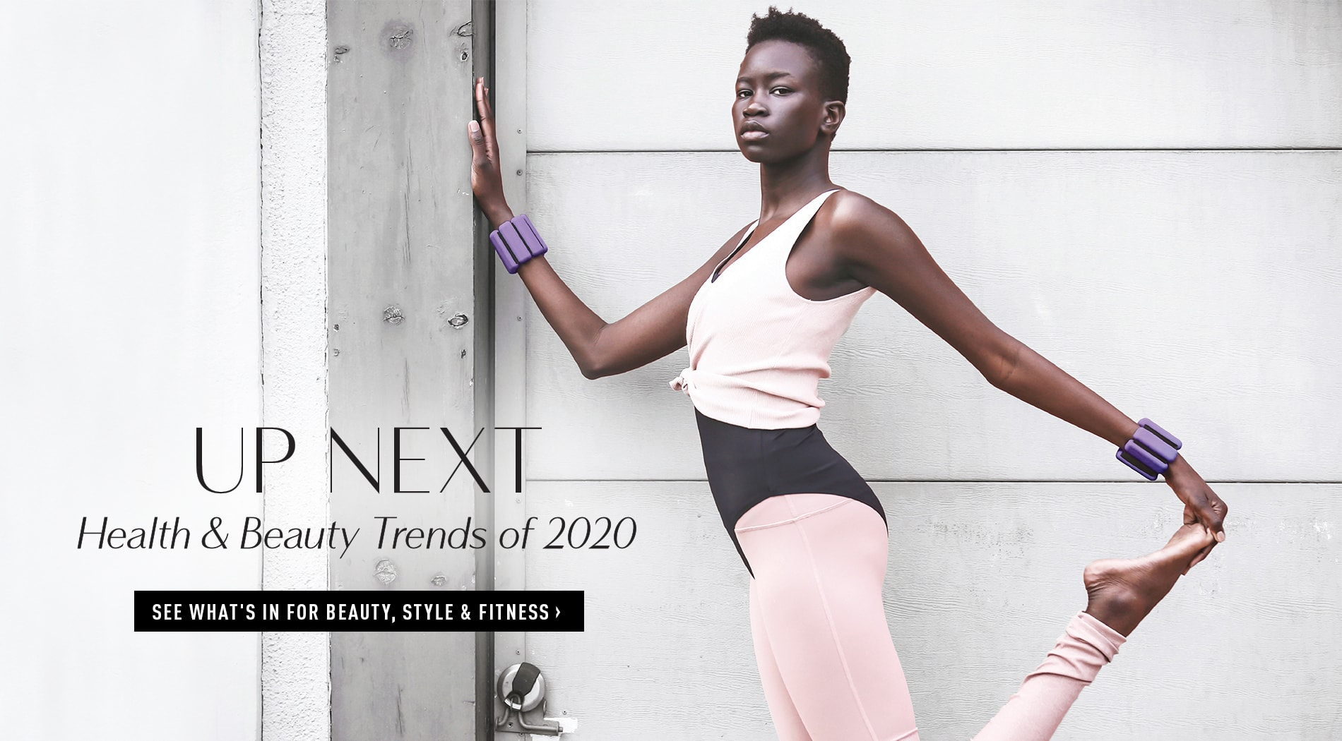 2020 Beauty Trends, 2020 health trends, 2020 workout trends, bala bangles