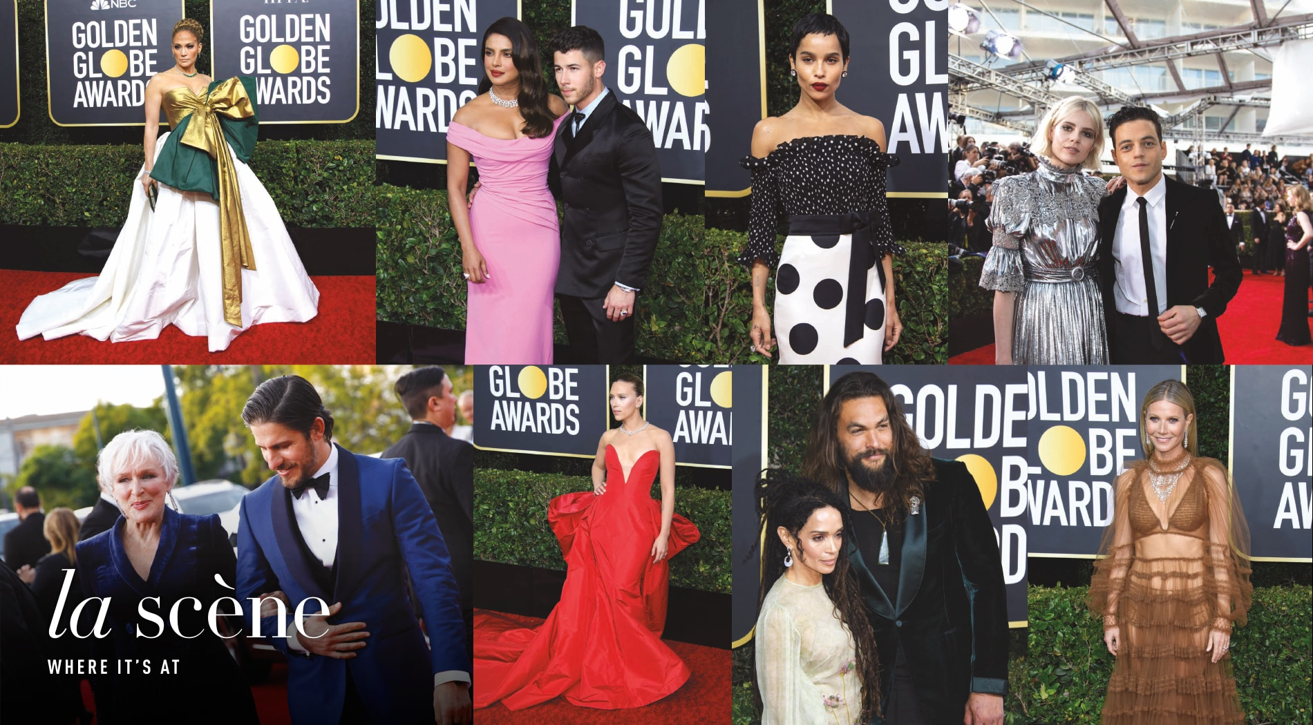 The Beverly Hilton, Golden Globe Awards, 77th Annual Golden Globe Awards