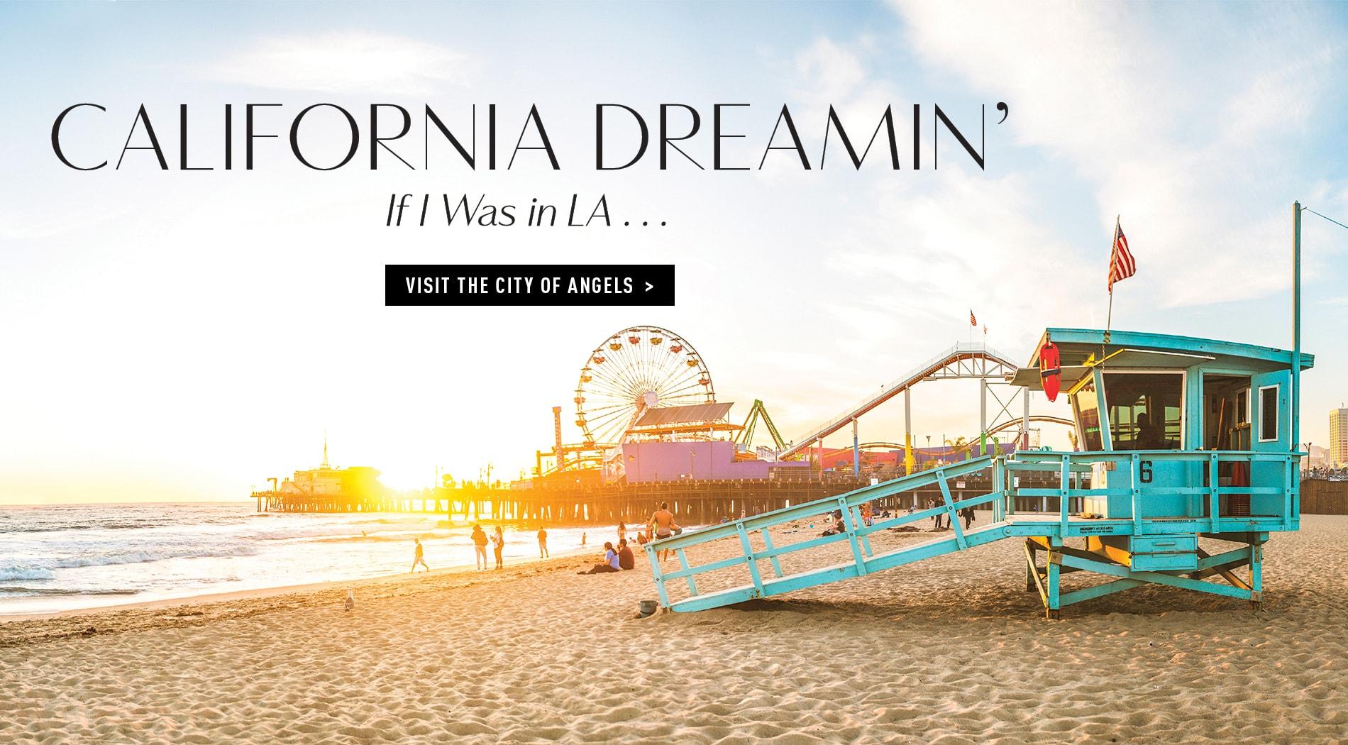 Los Angeles, Los Angeles California, Los Angeles Travel Guide, LA Travel Guide, Santa Monica, Santa Monic Pier