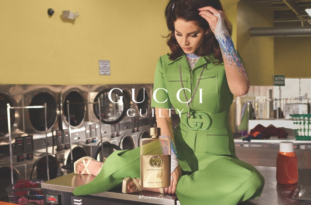 Gucci, Gucci Guilty, Forever Guilty, Lana Del Ray