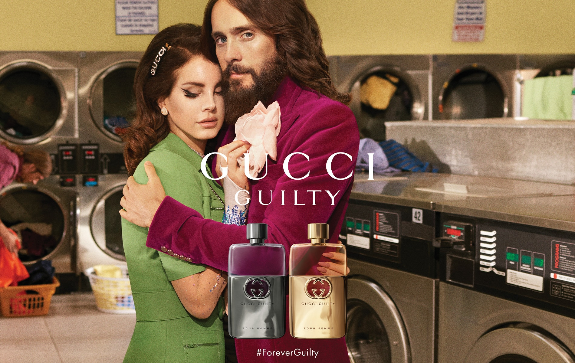 Gucci, Gucci Guilty, Forever Guilty, Lana Del Ray, Jared Leto