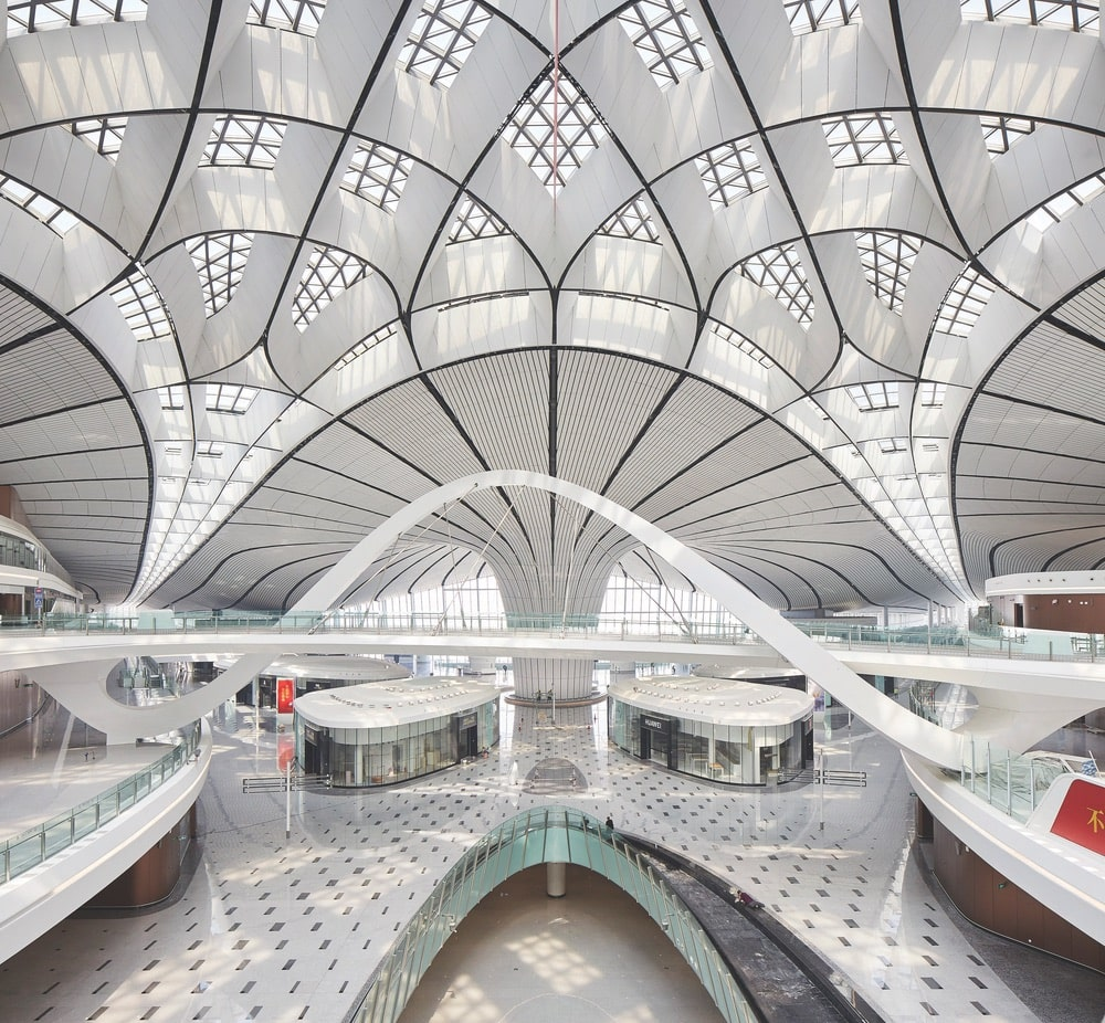 Beijing Daxing International Airport, Zaha Hadid
