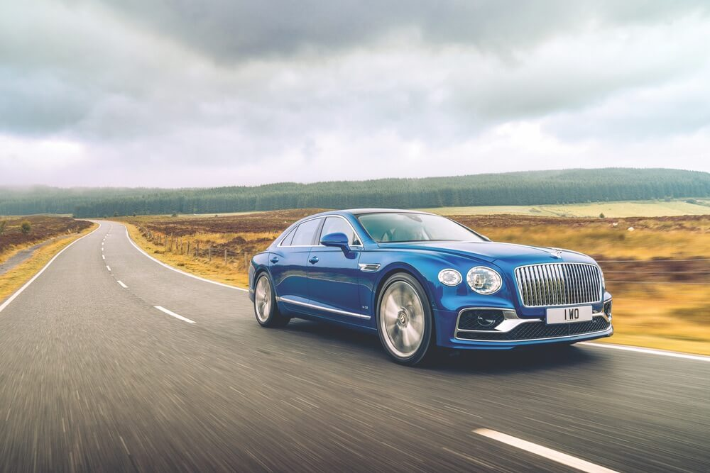 VIE magazine, Stylish Cars, 2020 Bentley Flying Spur, Bentley Motors