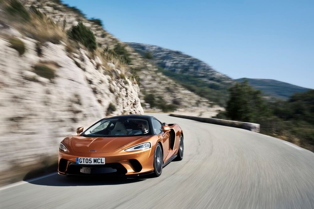 VIE magazine, Stylish Cars, 2020 McLaren GT, McLaren Automotive