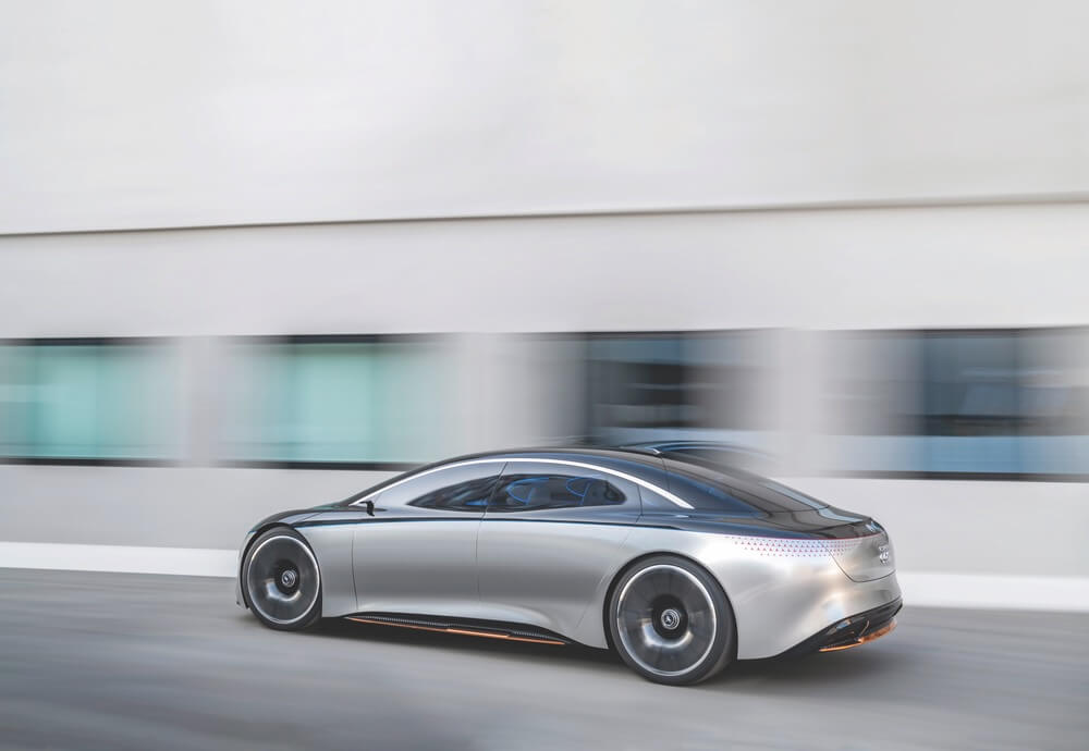 VIE magazine, Stylish Cars, Mercedes-Benz Vision EQS