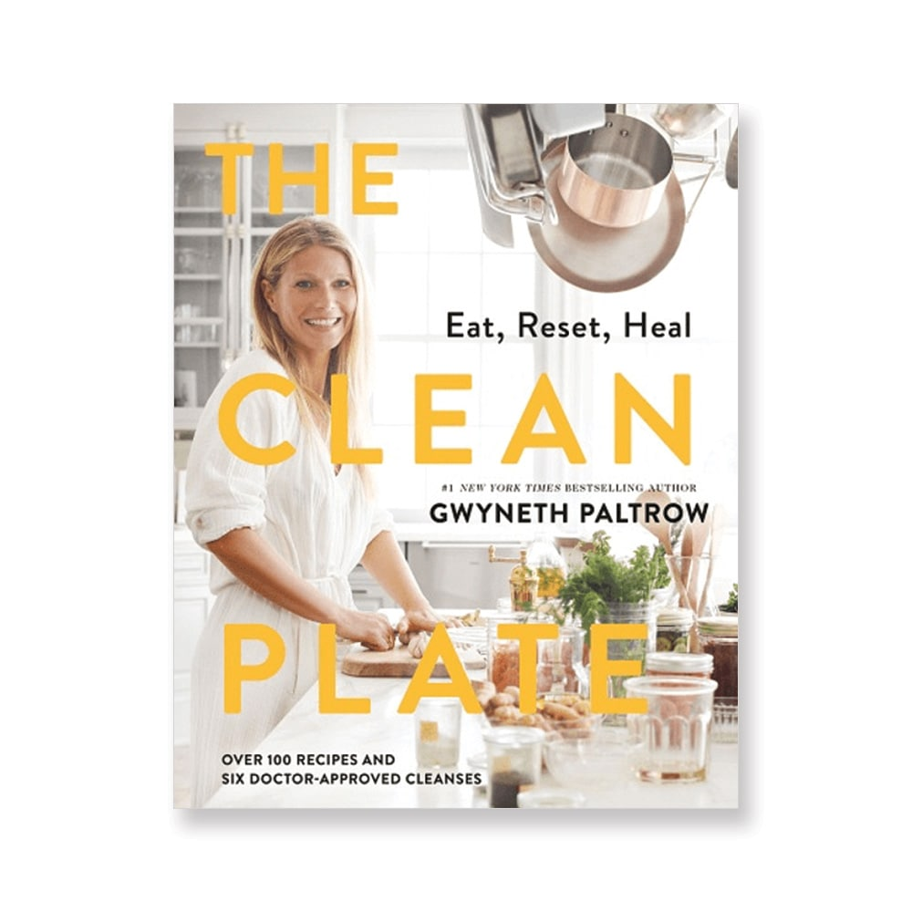 Vie Magazine, Top Cookbooks, Gwyneth Paltrow, The Clean Plate, Goop, Cookbook, Cooking, Amazon