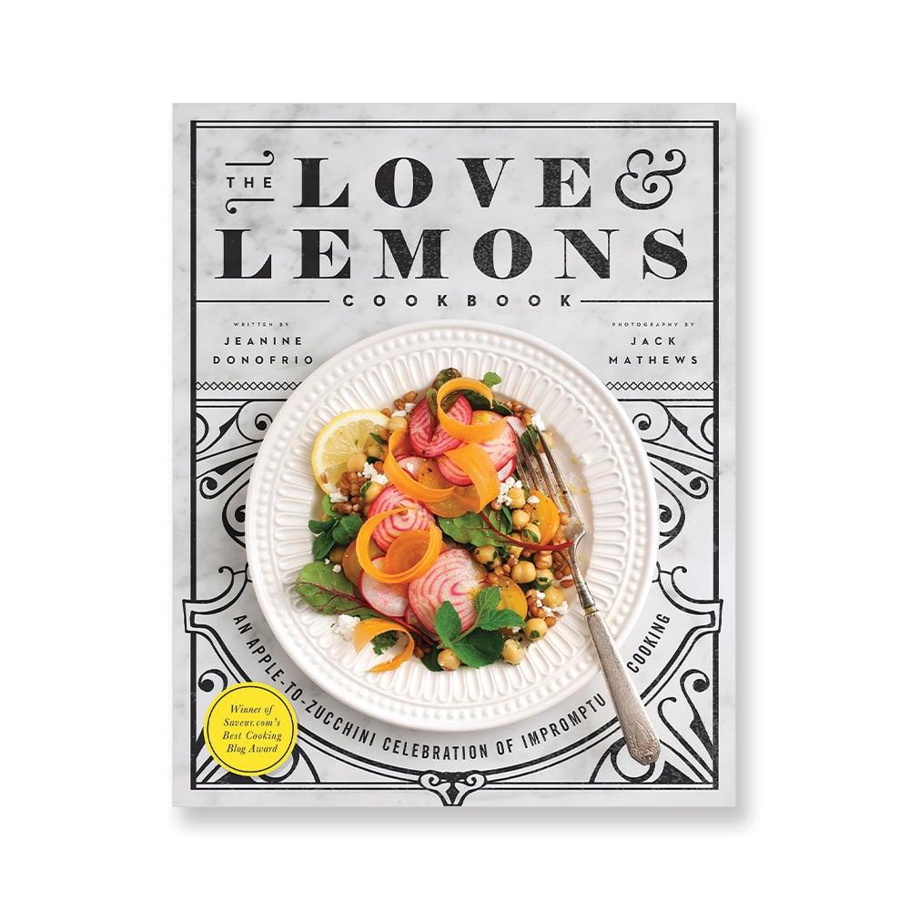 Vie Magazine, Top Cookbooks, The Love & Lemons Cookbook, Amazon, Jeanine Donofrio, Cookbook