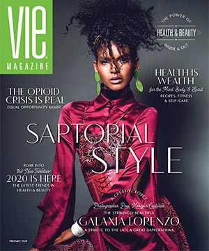 VIE Magazine February 2020 Health & Beauty Issue