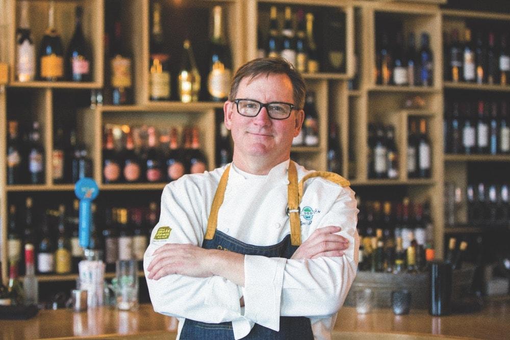 Chef Jim Shirley, Jim Shirley Enterprises, James Beard House, Seaside FL