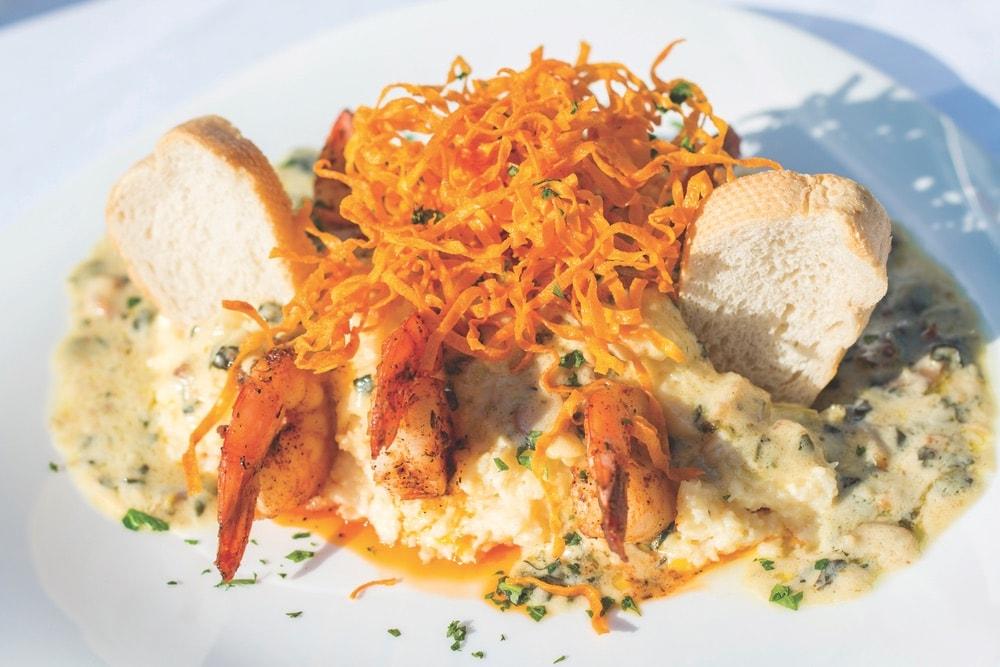Chef Jim Shirley, Jim Shirley Enterprises, Great Southern Cafe, Seaside FL