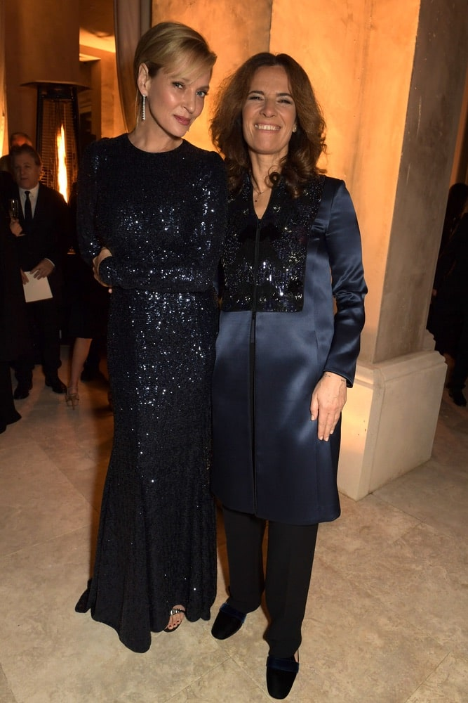 VIE Magazine, The Idea Boutique, Hollywood Global Ocean Gala, Hollywood For The Global Ocean Gala, Hollywood Comes Together for Global Ocean Gala 2020, HSH Prince Albert II of Monaco, Beverly Hills, California, Dave Benett, Getty Images, Palazzo di Amore