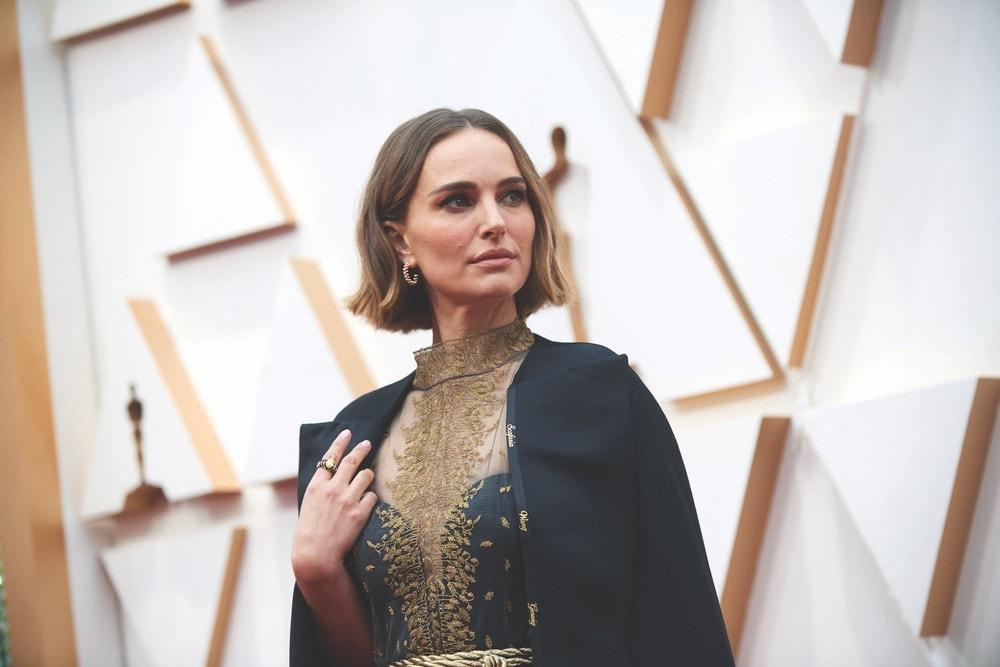 Natalie Portman, Dior, La Scene, Academy Awards, 92nd Academy Awards, The Oscars, 92nd Oscars, Dolby Theatre, red carpet