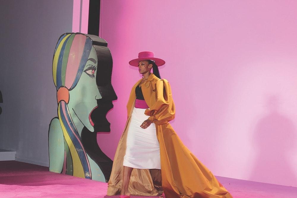 NYFW, New York Fashion Week, NYFW FW2020, Christian Siriano, Coco Rocha, spring studios nyc