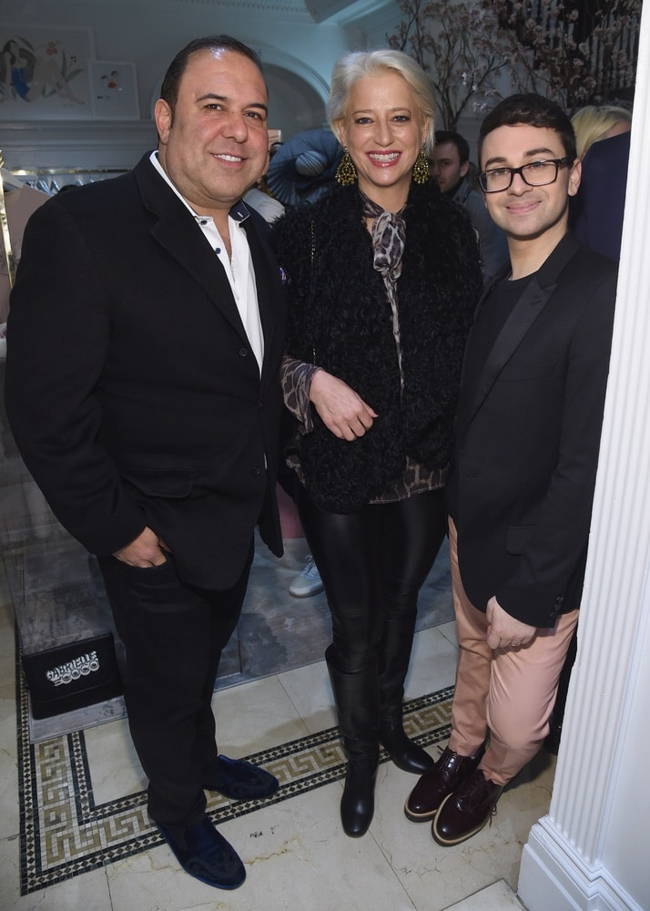 Christian Siriano, The Curated NYC, New York, New York City, Fashion, celebrities, VIE Magazine, Alicia Silverstone, Getty Images, John Mahdessian, Dorinda Medley
