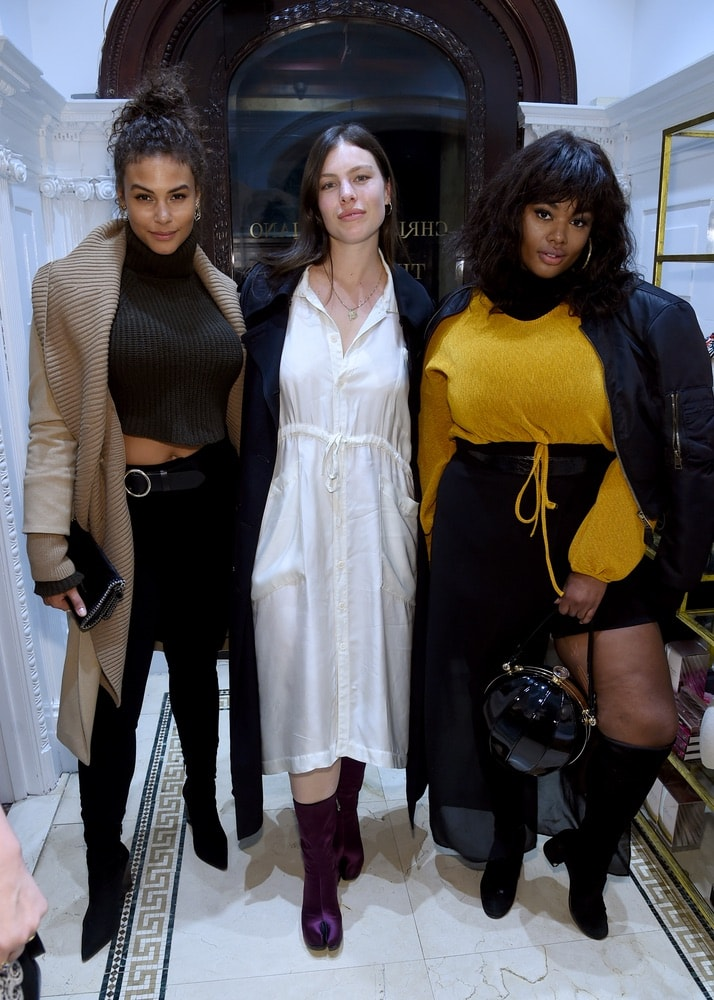 Marquita Pring, Georgia Pratt, Precious Lee, Christian Siriano, The Curated NYC, New York, New York City, Fashion, celebrities, VIE Magazine, Alicia Silverstone, Getty Images