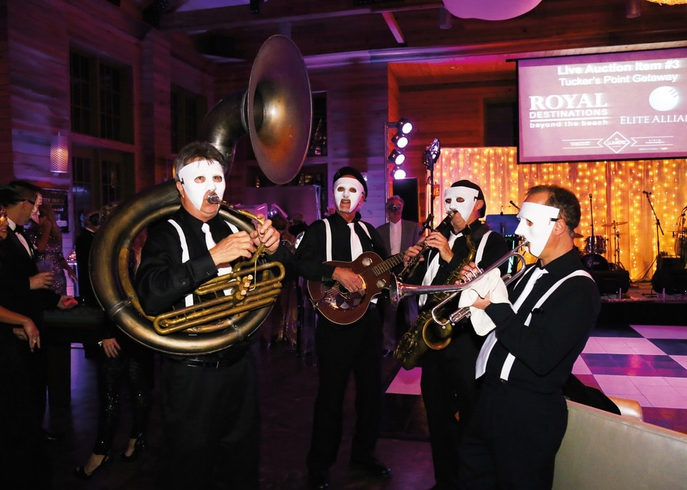 Mr. Big and the Rhythm Sisters, Hannah Martin's Party, La Lumiere, Watercolor Lakehouse, Westonwood Ranch, Special Olympics Walton County