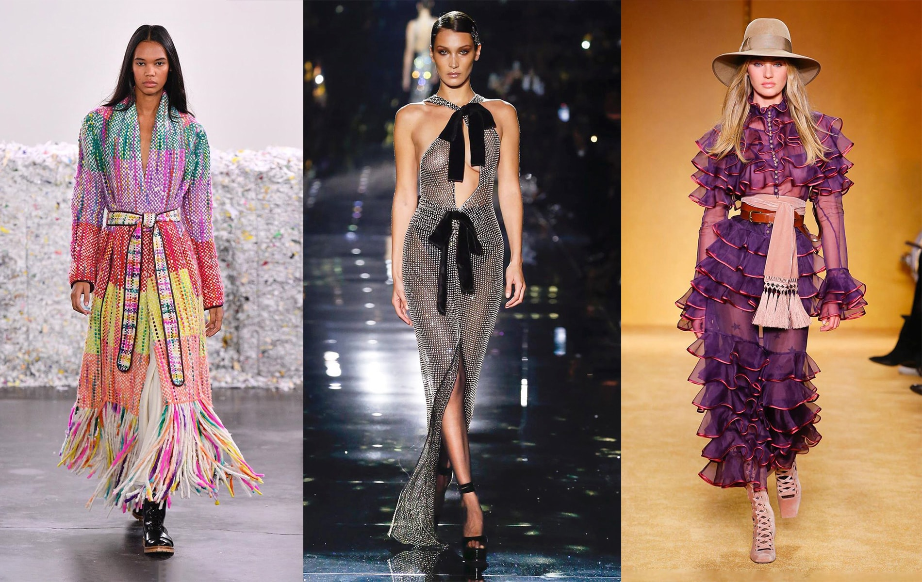 VIE Magazine, NYFW, New York Fashion Week, Gabriela Hearst, Tom Ford, Bella Hadid, Zimmermann, NYFW FW 2020