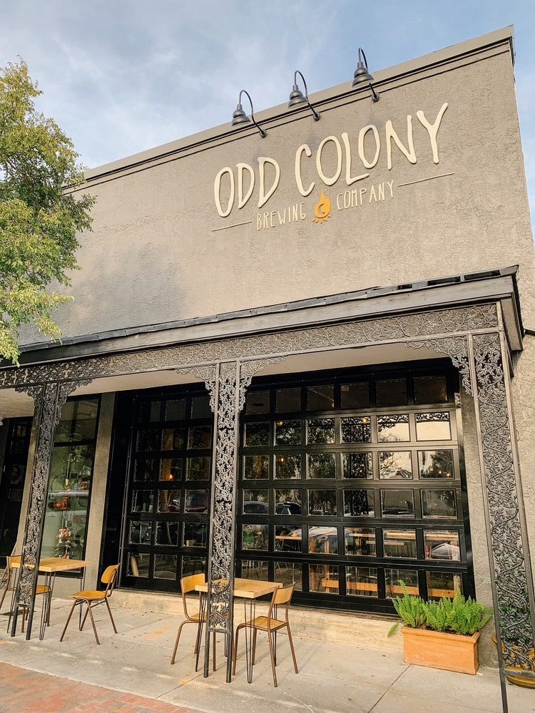 VIE Magazine, Downtown Pensacola, Downtown Pensacola Florida, Penscola Florida, Visit Pensacola, Pensacola Brewery, Pensacola Breweries, Pensacola Brewery Guide, Pensacola Craft Beer, Odd Colony, Odd Colony Pensacola, Odd Colony Brewing Company