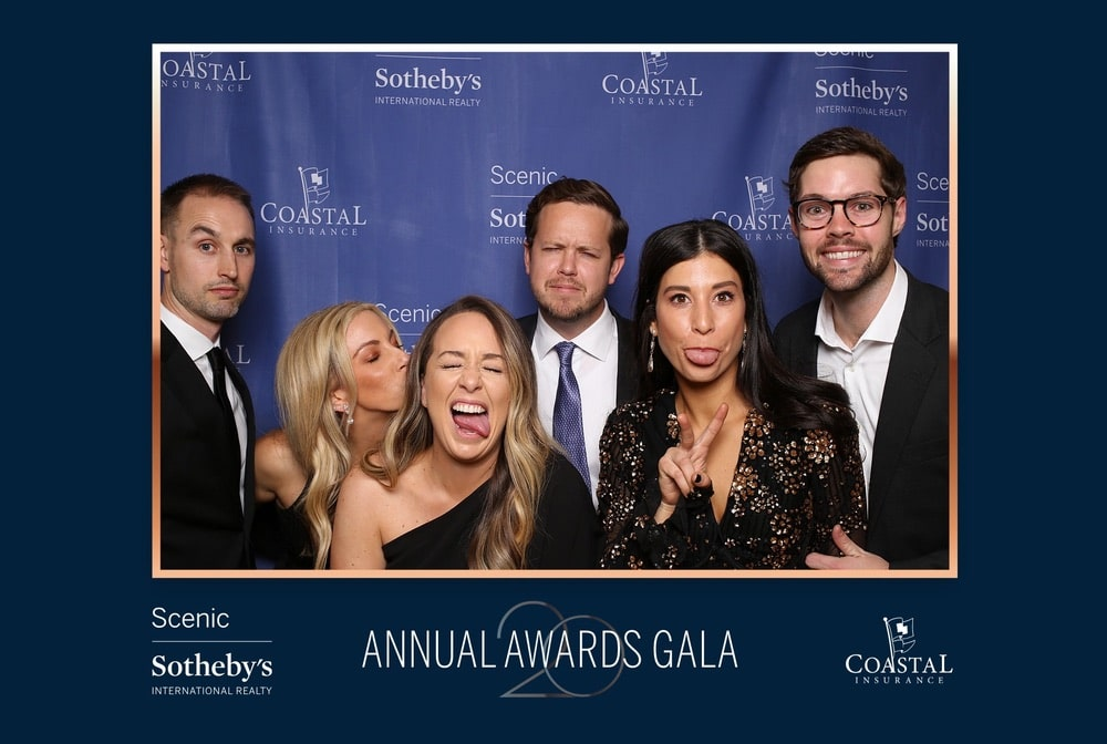 VIE Magazine, The Idea Boutique, Scenic Sotheby's 2019 EOY Gala, Scenic Sotheby's International Realty, Annual Awards Gala, The Henderson Beach Resort and Spa, Destin Florida, Scenic Sotheby's International Awards Gala
