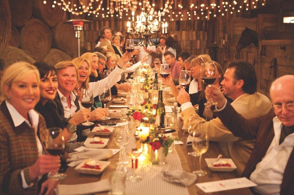 VIE Magazine, Dread Clampitt, Krutz Family Cellars, Chef Phil McDonald, Arnett's Gulfside Stables