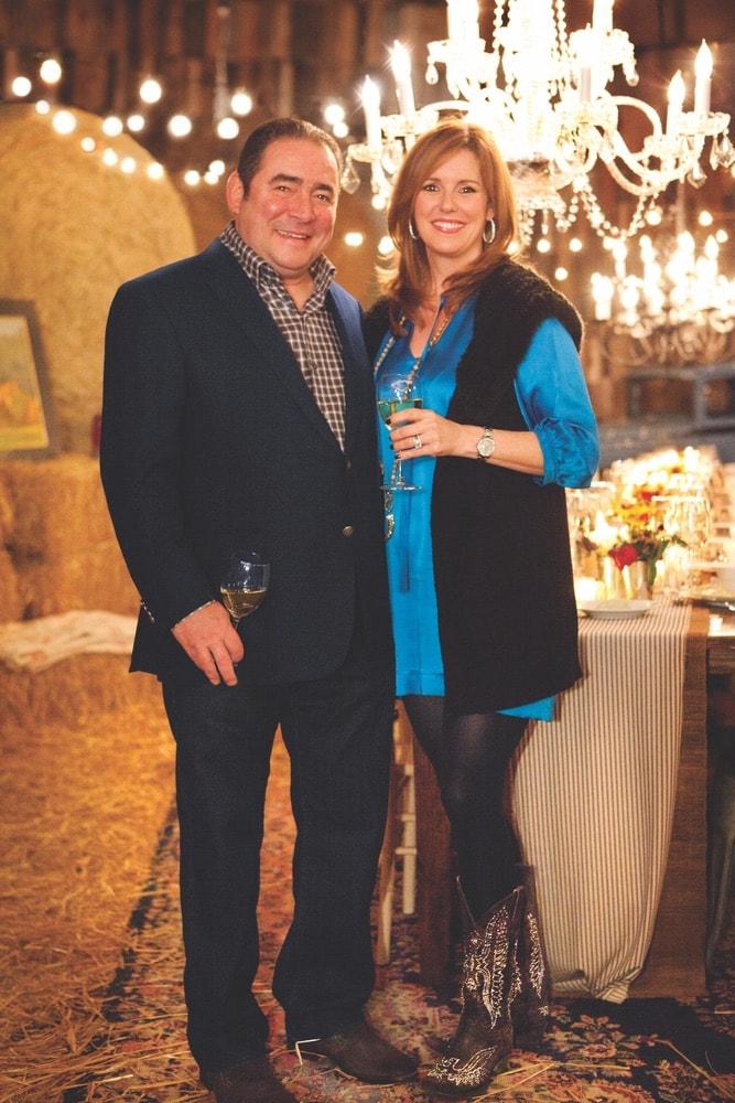 VIE Magazine, Dread Clampitt, Krutz Family Cellars, Chef Phil McDonald, Arnett's Gulfside Stables, Emeril Lagasse, Alden Lagasse