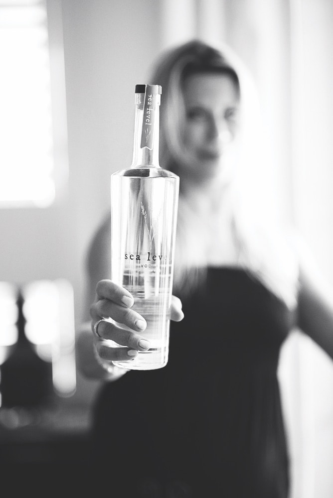 Sea Level Vodka, Greg Atchley, Keri Atchley
