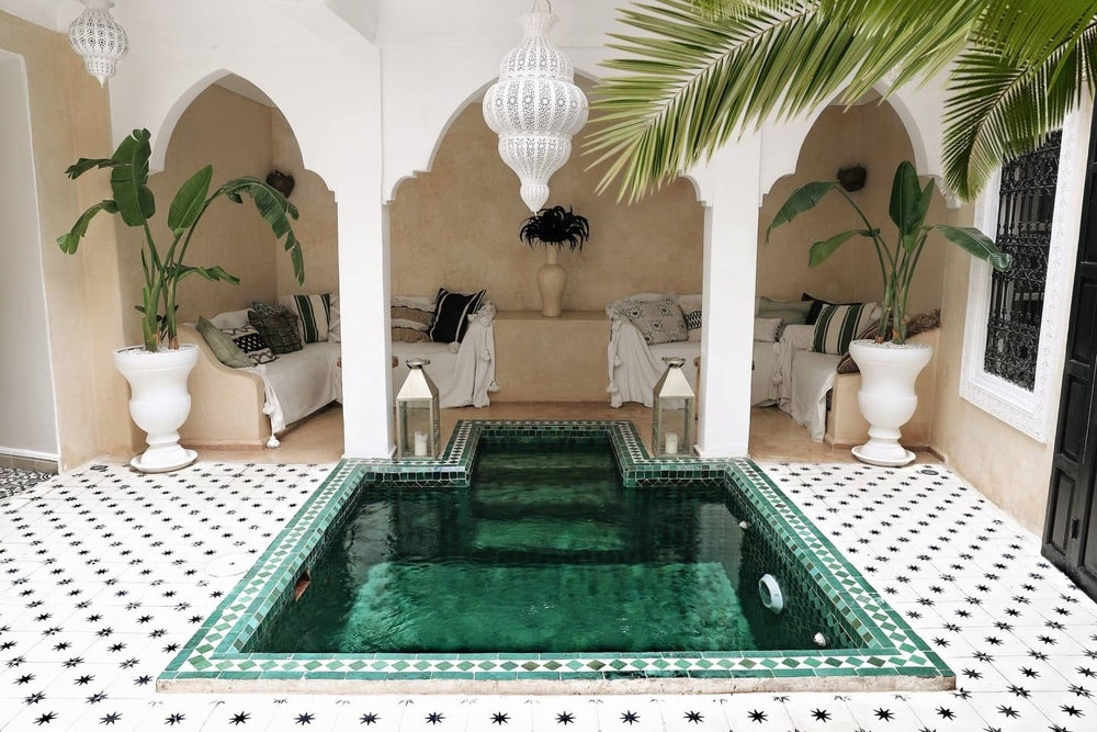 VIE Magazine, The Idea Boutique, Airbnb, Airbnb Rentals, Top Airbnb Rentals Around the World, Riad Shiraz