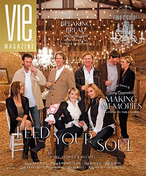 VIE Magazine - April 2020 Culinary Issue
