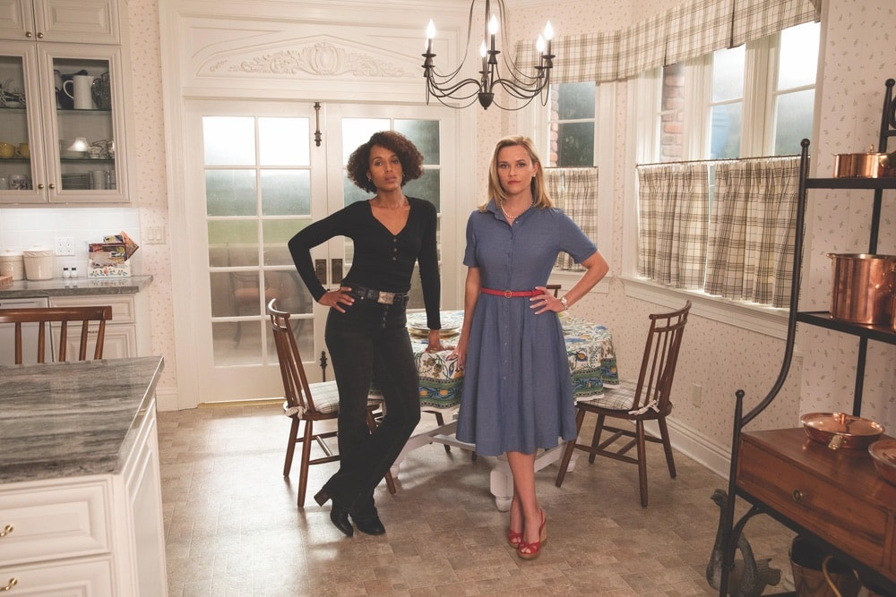 Hulu, Little Fires Everywhere, Reese Witherspoon, Kerry Washington
