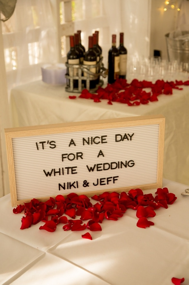 Niki Noblin Wedding, Dawn Chapman Whitty