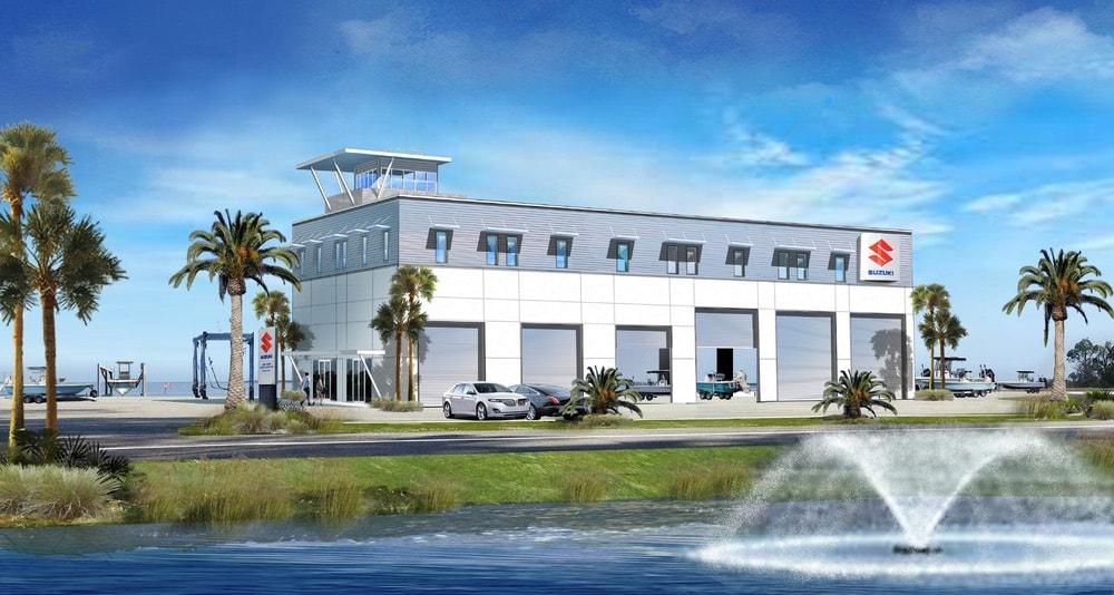 Marine Transportation, Panama City, Suzuki, Suzuki Marine Technical Center USA, Suzuki Motor of America