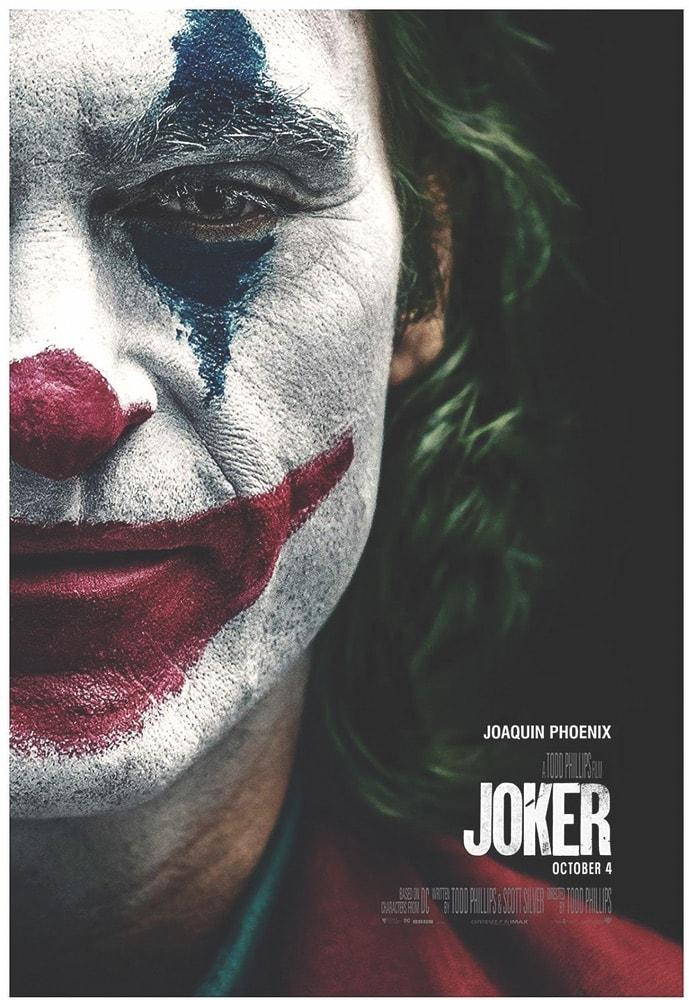 VIE Magazine, Top Films of 2019, Joker, Warner Bros, Warner Brothers
