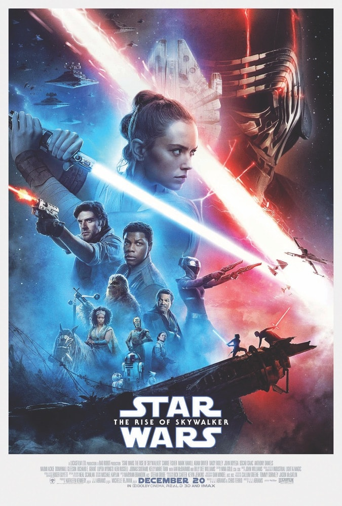 VIE Magazine, Star Wars, Star Wars The Rise of Skywalker, Walt Disney Studios