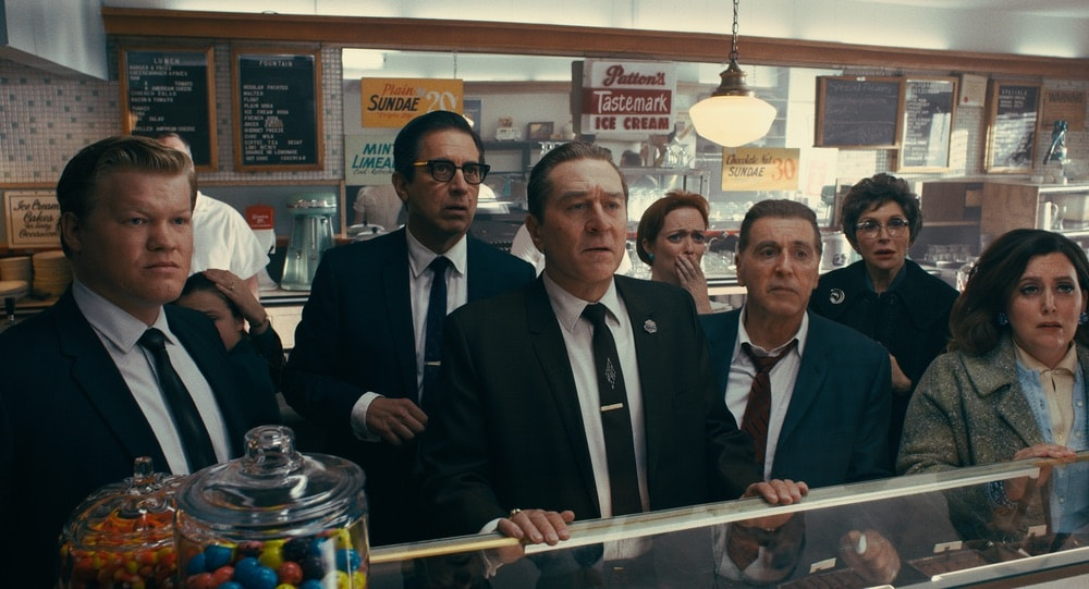 VIE Magazine, Top Films of 2019, The Irishman, Netflix