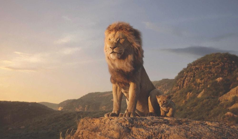 VIE Magazine, The Lion King, Walt Disney Studios