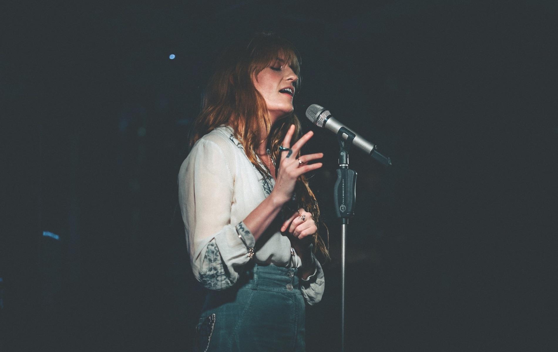 Florence Welch, Troubadour London