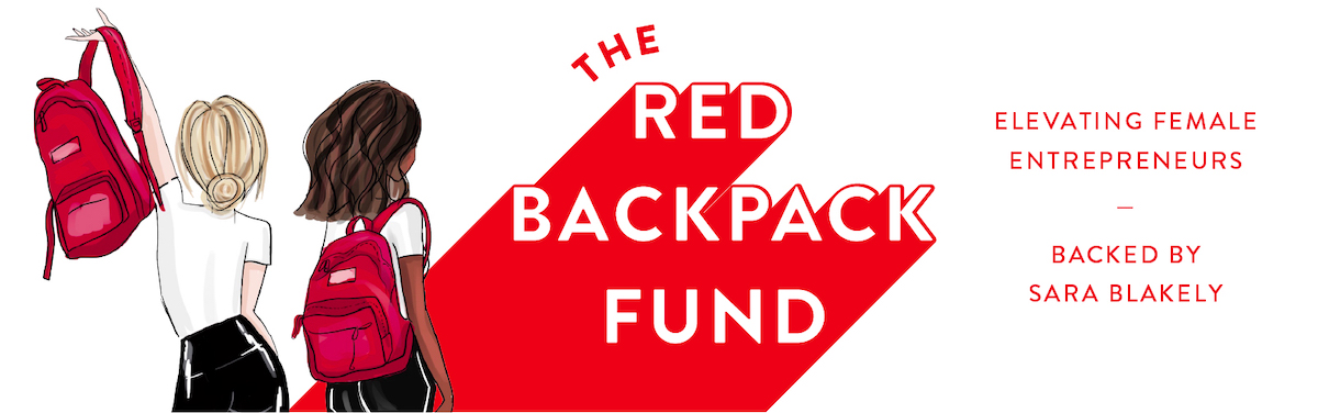 Red Backpack Fund by Spanx and Global Giving to help female entrepreneurs during COVID-19
