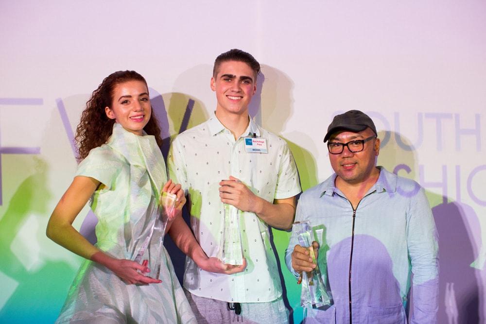 Winners of the South Walton Fashion Week 2016
