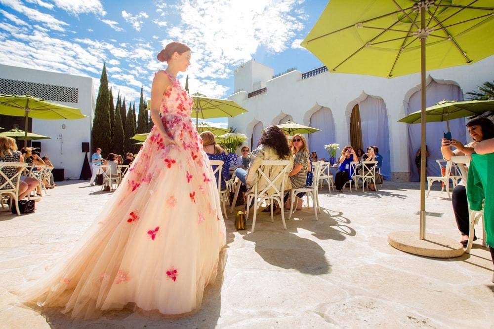Christian Siriano Trunk Show at Alys Beach, South Walton Fashion Week 2016