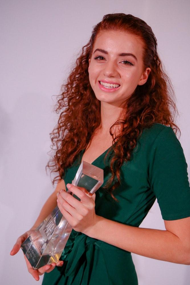Sheila Goode Model of the Year Award, South Walton Fashion Week 2016