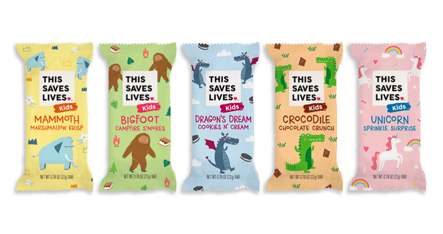 This Saves Lives Snack Bars Helping Families with Food Insecurity due to COVID-19