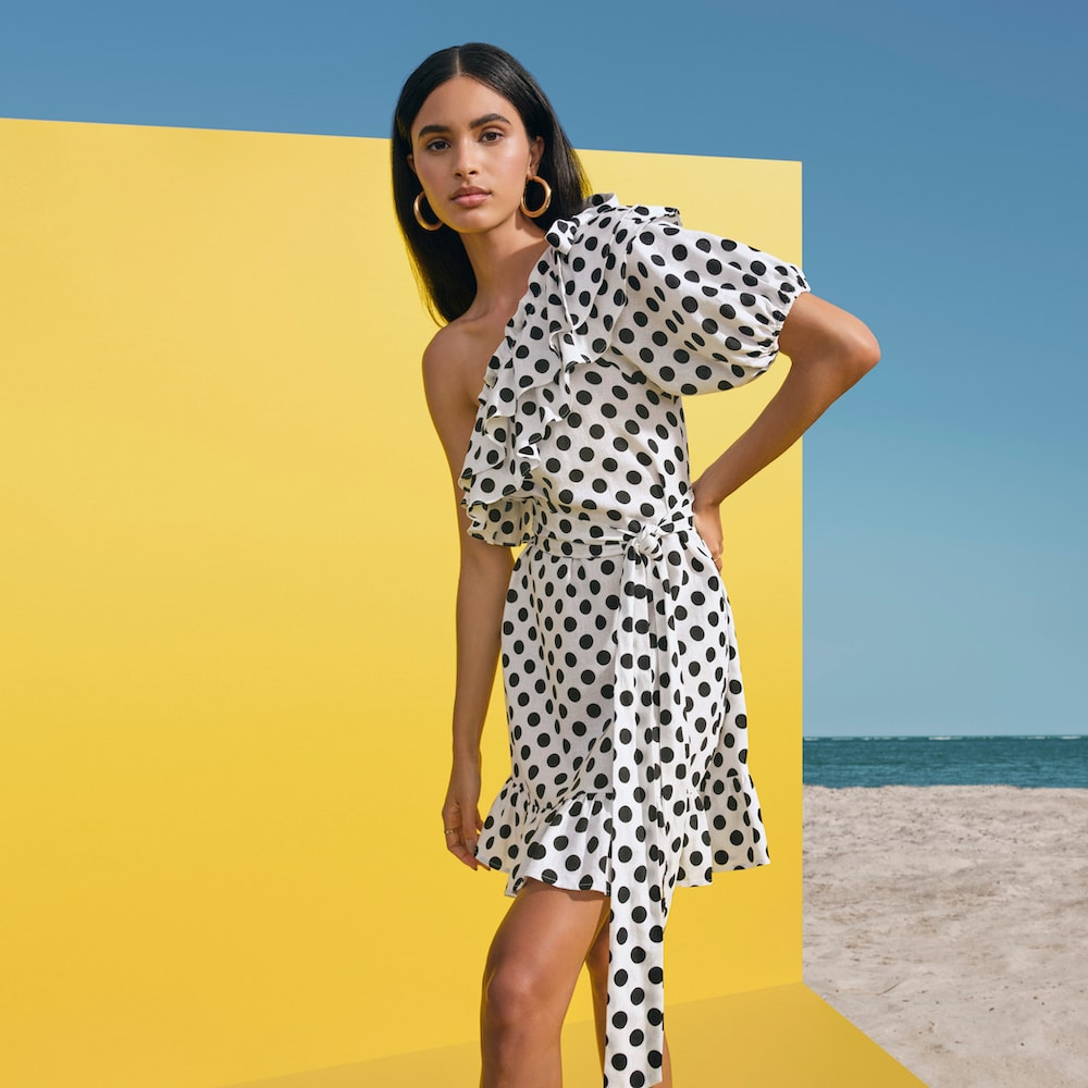 Target, LMF, Lisa Marie Fernandez, LMF x Target, Designer Dress Collection, Target Collaboration
