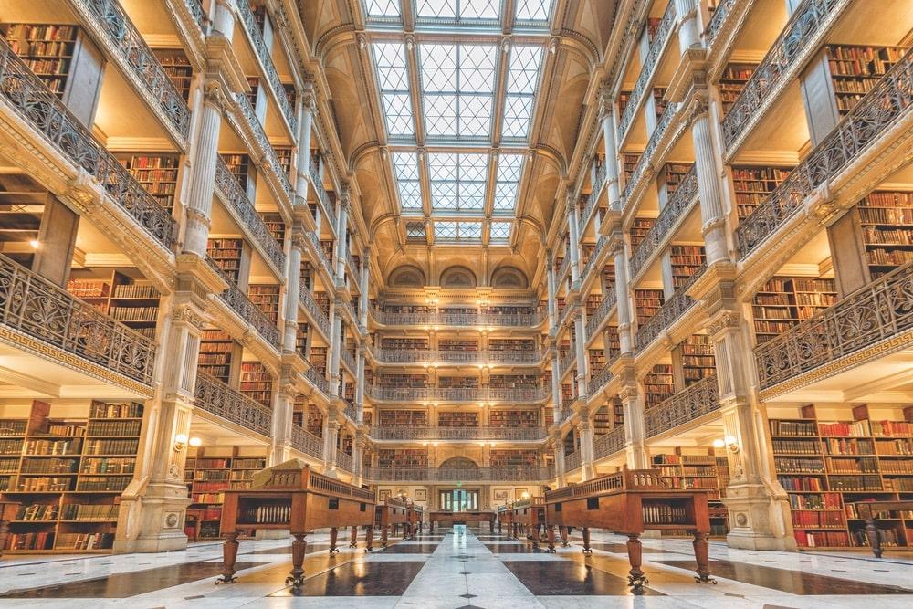 VIE Magazine, VIE Book Club, The Readers Corner, George Peabody Library