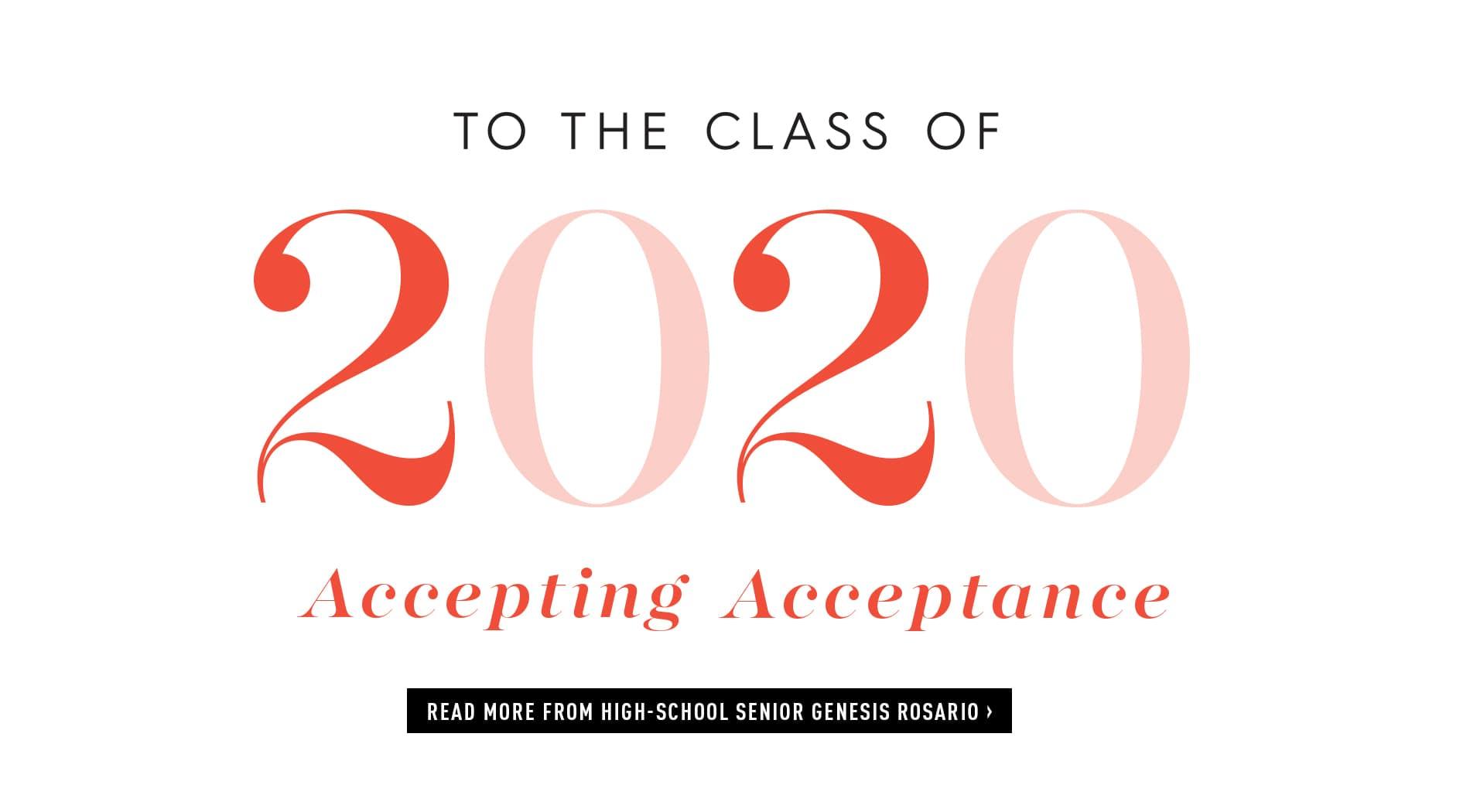 VIE Magazine - Decor and Home Issue - June 2020 - Genesis Rosario Class of 2020