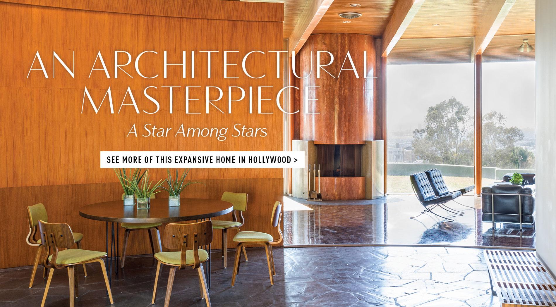 VIE Magazine - Decor and Home Issue - June 2020 - John Lautner, Hollywood Hills, Kelly Lynch, Mitch Glazer, Sara Essex Bradley
