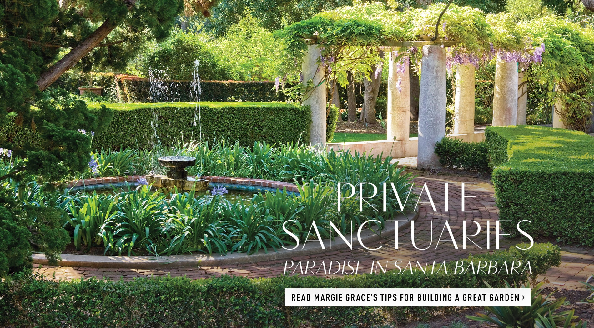 VIE Magazine - Decor and Home Issue - June 2020 - Tips for Building a Great Garden