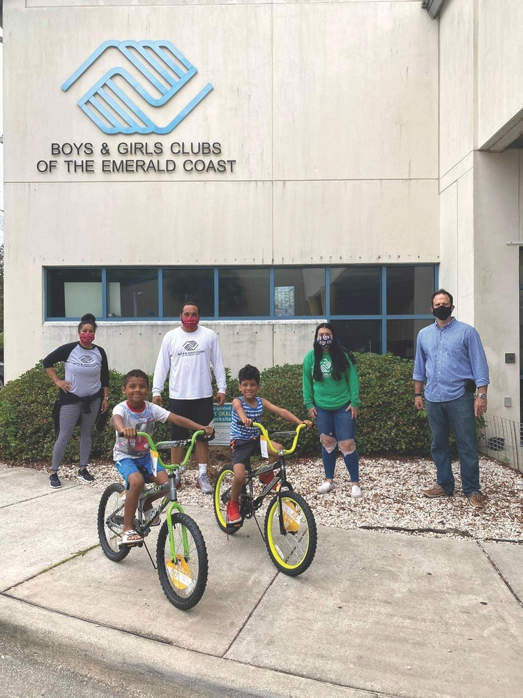 Northwest Florida, COVID-19, Coronavirus, Boys & Girls Clubs, Boys & Girls Club, Boys & Girls Clubs of the Emerald Coast
